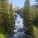 Cascade Canyon Waterfall