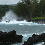 Hawaii Crashing Waves