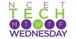 ncet_tech_wednesday_logo