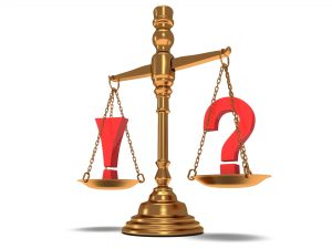 http://www.dreamstime.com/stock-images-scales-justice-white-isolated-d-exclamation-question-marks-judge-law-auction-medicine-concept-render-background-image44739494