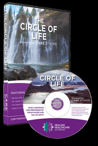 Circle Of Life - C.A.R.E. at Home DVD