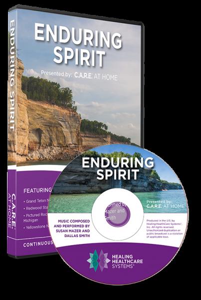 Enduring Spirit - C.A.R.E. at Home DVD