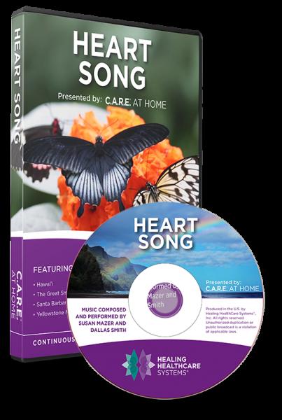 Heart Song - C.A.R.E. at Home DVD