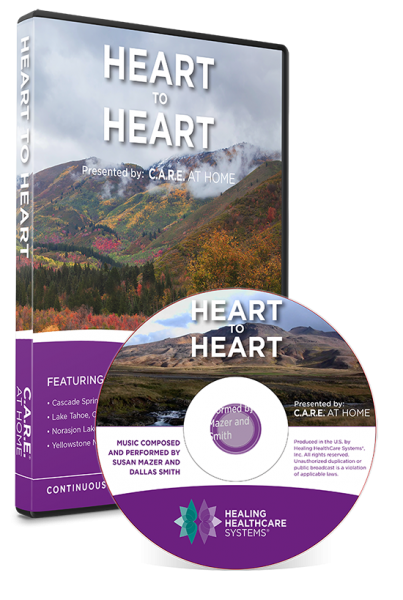 Heart to Heart - C.A.R.E. at Home DVD