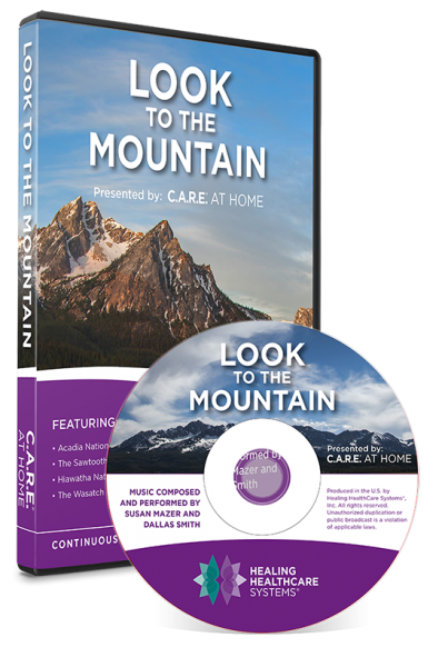 Look to the Mountain - C.A.R.E. at Home DVD