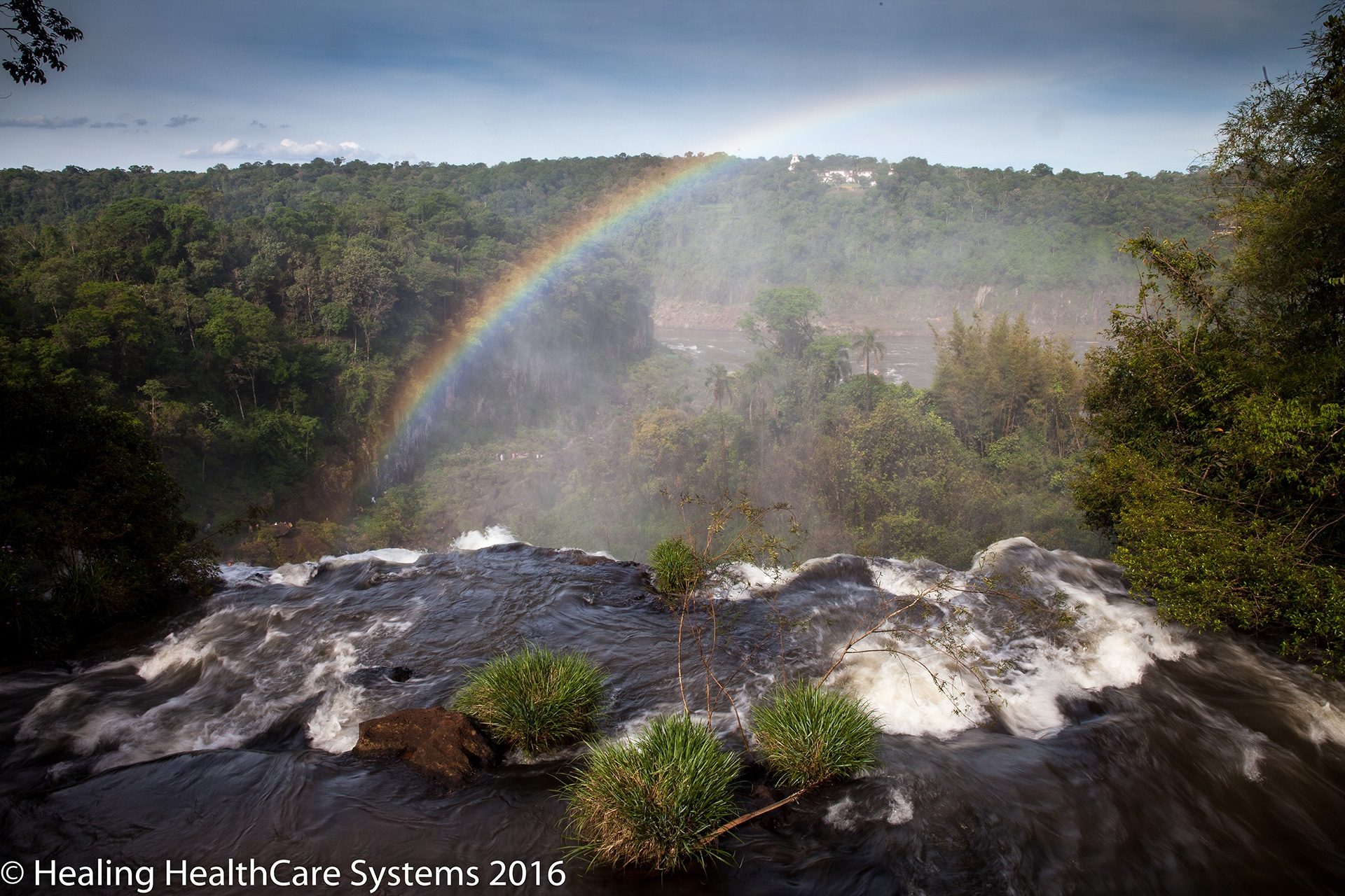 Patagonia South America >> Iguazu Falls - C.A.R.E. Channel - Healing HealthCare Systems