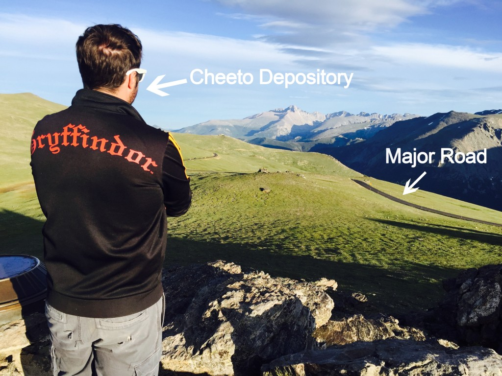 Cheeto Depository