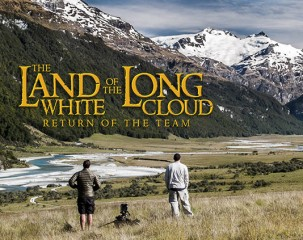 Land of the Long White Cloud Part 3: The Return of the Team — New Zealand