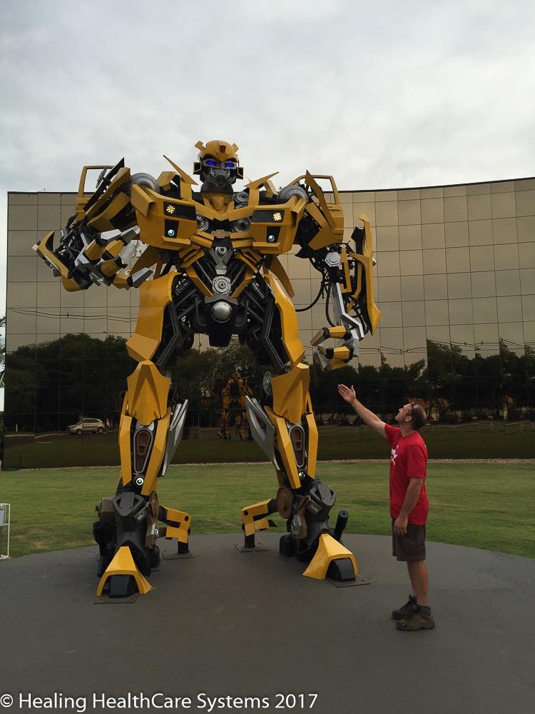 Transformer in Brazil