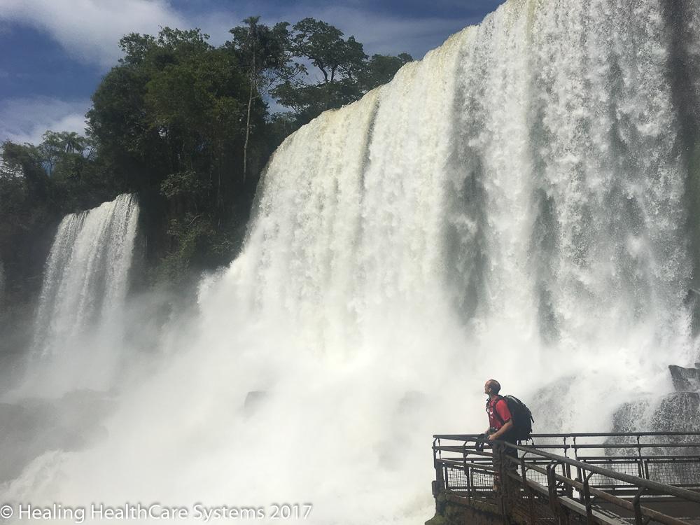 San Martin Iguazu Falls Brazil