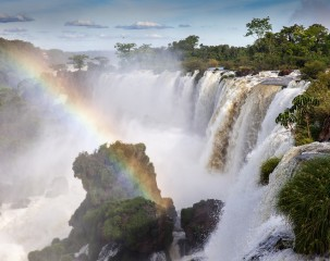 The Journey to South America Part 1: Iguazu Falls