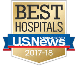 Best Hospitals 2017-2018