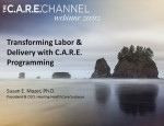 Transforming Labor & Delivery with C.A.R.E. Programming