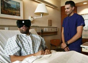 C.A.R.E. VR - Transforming the Patient Experience