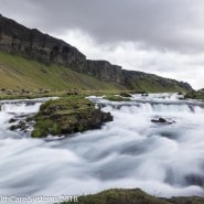 fast moving streams Iceland