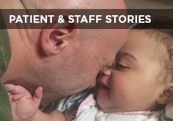 Patient & Staff Stories
