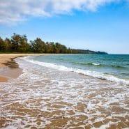 Vietnam beach break