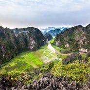 Vietnam farm valley