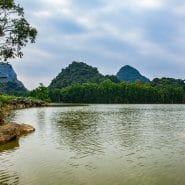 Vietnam pond 2