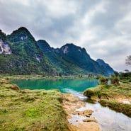 Vietnam pond
