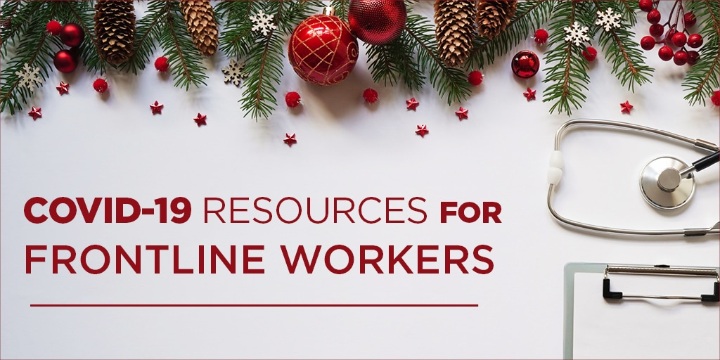 COVID Healthcare Worker Resources