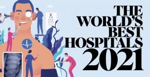 Newsweek World's Best Hospitals 2021